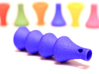 4 Pack of Balloon Flyers  3d printed