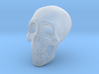 Larger Porcelain Skull 3d printed
