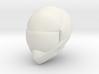 1/8 Formula Racing Helmet 3d printed