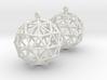 Icosphere  3d printed