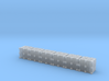 Miniature Small Arm Pallet - Military Equipment 3d printed