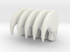 Wearable Cat Claws - Set of 5 (tiger-sized) 3d printed