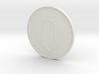 Gondorian Coin 3d printed