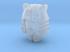 Cliffjumper Head for Titans Return Roadburn 3d printed