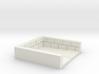 2x2_brick_stairdown 3d printed