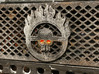 Vertical Grill RC4WD D90/D110 3d printed