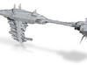 1/2700 Nebulon B Escort/Medical Frigate v13 3d printed
