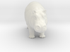 Printle Thing Hippo - 1/43.5 3d printed