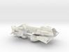 1/1000 Zann Consortium Interceptor IV Frigate 3d printed