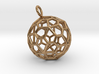 Pendant_Pentagonal-Hexecontahedron 3d printed