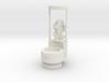 Candel_stand_With_Ganesha_idol 3d printed
