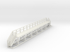 N Scale Train Maintenance Platform DOUBLE STAIRS 3d printed