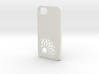 iPhone 5 Christmas Snowflake Case 3d printed