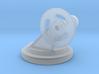 DShK Pedestal mount 1:35 scale 3d printed