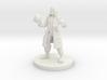 Human Male Warlock 3d printed