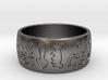 Spoki Ring 3d printed