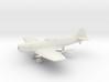 "Spitfire LF Mk XIVE ""high back"" 3d printed"