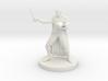 Human Wand Wizard 3d printed