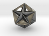 0414 Great Dodecahedron (F&full сolor, 3cm) #001 3d printed