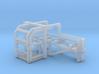 1/160 USN Depth Charge Loader Rack Port 3d printed