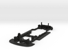 S22-ST4 Chassis for Scalextric Audi R8 SSD/STD 3d printed