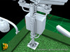 Surveillance cameras (1/24) double pack 3d printed surveillance cameras - 1/24th scale - double pack - on pole mount