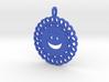 18- Smiley Face/ Pretzel Heart circles  3d printed