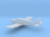 1:200 Scale Piper PA28 Cherokee 3d printed