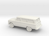 1/87 1962 Chevrolet Suburban Split Rear Doors 3d printed