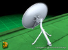 Satellite dish (30+60mm) - combo 3d printed Satellite combo (30+60mm) - 30mm