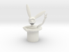Rabbit in a Hat 3d printed