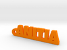 ANITIA_keychain_Lucky 3d printed
