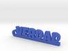 VERDAD_keychain_Lucky 3d printed