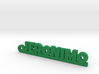 JERONIMO_keychain_Lucky 3d printed