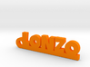LONZO_keychain_Lucky 3d printed