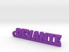 DEVANTE_keychain_Lucky 3d printed