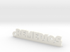 REMEDIOS_keychain_Lucky 3d printed