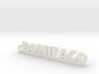 BONIFACO_keychain_Lucky 3d printed