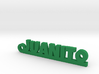JUANITO_keychain_Lucky 3d printed