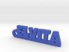 ELVITA_keychain_Lucky 3d printed