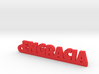 ENGRACIA_keychain_Lucky 3d printed