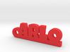 ARLO_keychain_Lucky 3d printed