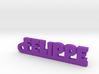 FELIPPE_keychain_Lucky 3d printed