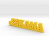 ESKAMA_keychain_Lucky 3d printed