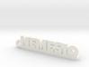 NEMESIO_keychain_Lucky 3d printed