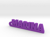MADINA_keychain_Lucky 3d printed