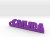CAILIDA_keychain_Lucky 3d printed