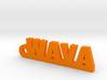WAVA_keychain_Lucky 3d printed