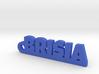 BRISIA_keychain_Lucky 3d printed