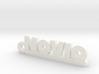 NOVIO_keychain_Lucky 3d printed